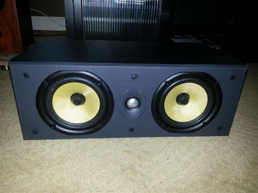 B Amp W Lcr6 S2 Center Channel Speaker Monitors Audiogon