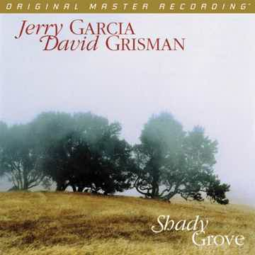 Jerry Garcia And David Grisman Shady Grove- MoFi 2 LPs ...