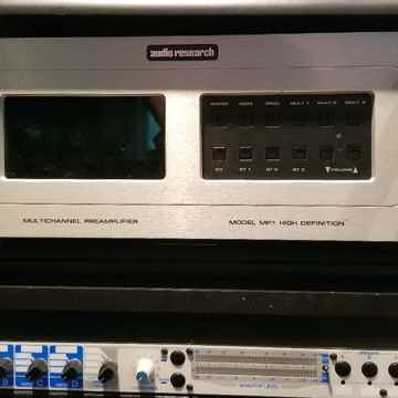 Audio Research MP-1 Stereo + Multi-Channel Pre-Amp, $7,...