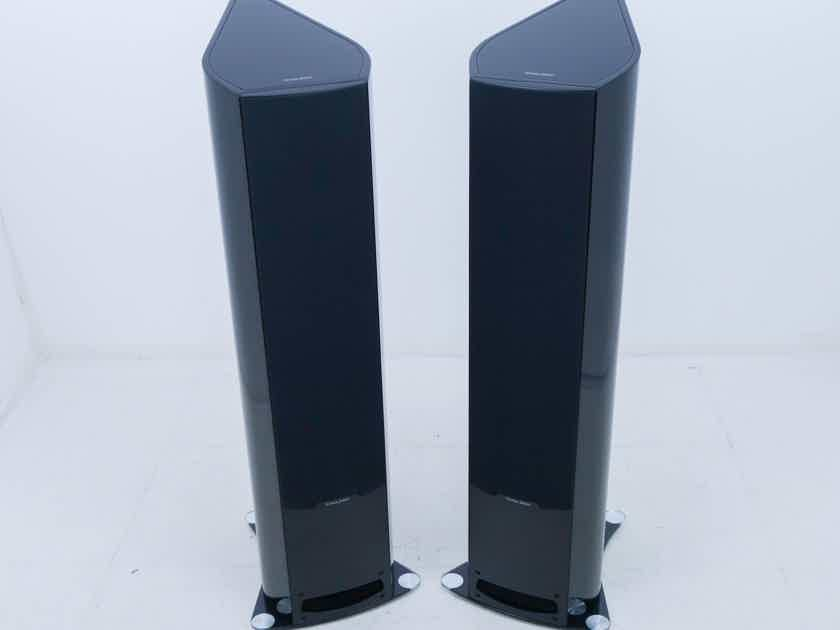 Sonus Faber Venere 2 5 Floorstanding Speakers Piano Black