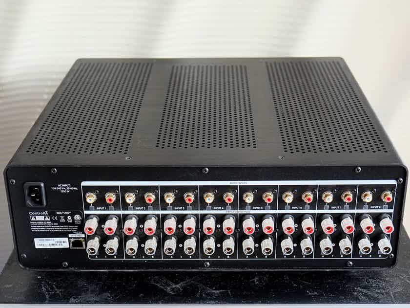 Control4 C4-16AMP3-B 8-Zone  16 Channel Matrix Amplifier