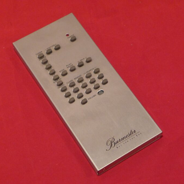 Burmester remote Stainless System