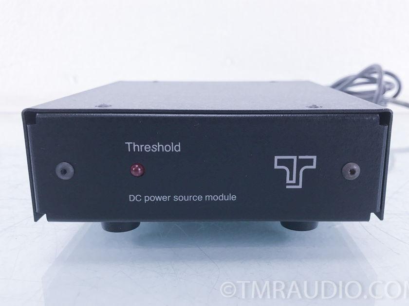Threshold Fet 10/HL Stereo Preamplifer (2002)