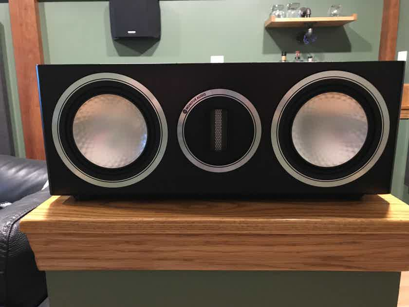 Monitor Audio  Gold C150 Walnut Finish