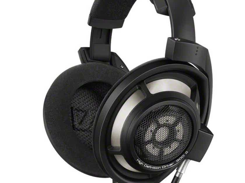 Sennheiser Electronics HD800S Headphones - Brand New
