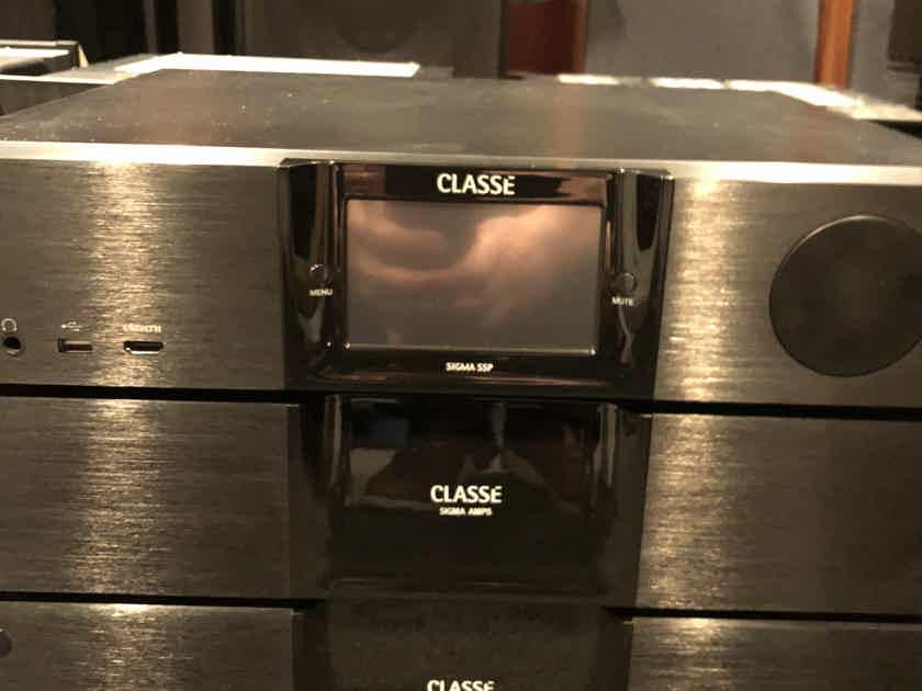 Classe Sigma SSP MINt!!!!! surround sound processor
