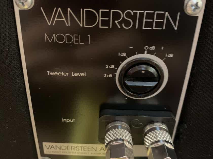 Vandersteen 1c