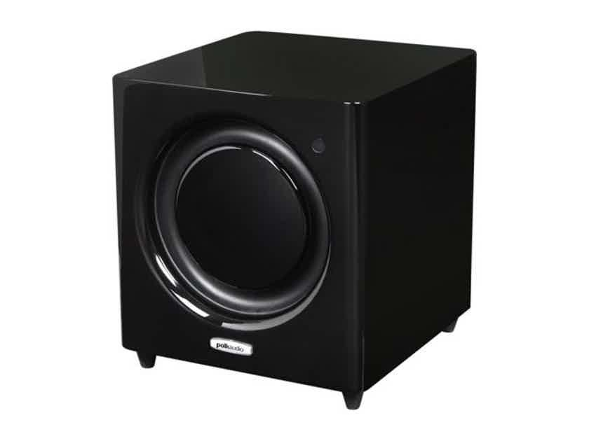 POLK AUDIO DSW MicroPRO 3000 Subwoofer; Mint Condition Trade In; Fully Refurbished, 56% Off