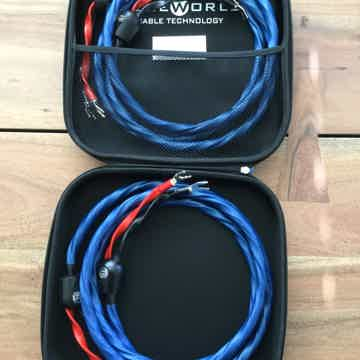 Oasis 7 Speaker Cables