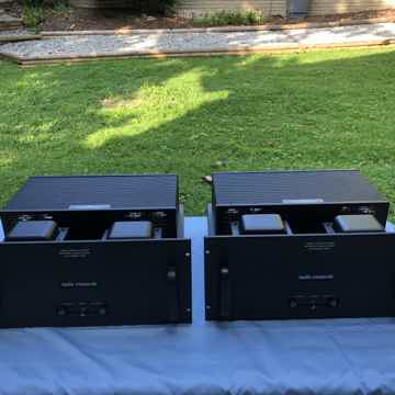 Audio Research Classic 120 PAIR Tube Monoblocks. Consec...