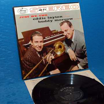 "EDDIE LAYTON & BUDDY MORROW  - ""Just We Two"" - Mercury ..."