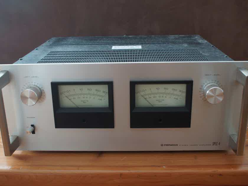 Pioneer Spec-4 150 wpc. Refurbished. Working as new.Please read.