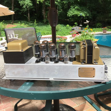 Classic Tube Amplifier