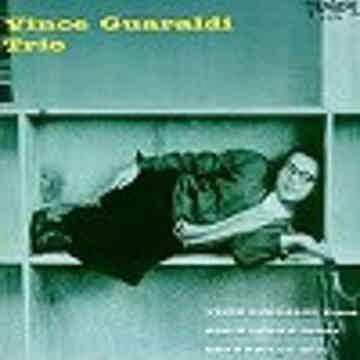 Vince Guaraldi Trio Vince Guaraldi Trio 180 gram LP
