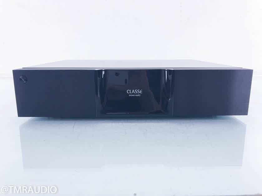 Classe Sigma Amp2 Stereo Power Amplifier Amp-2 (13592)