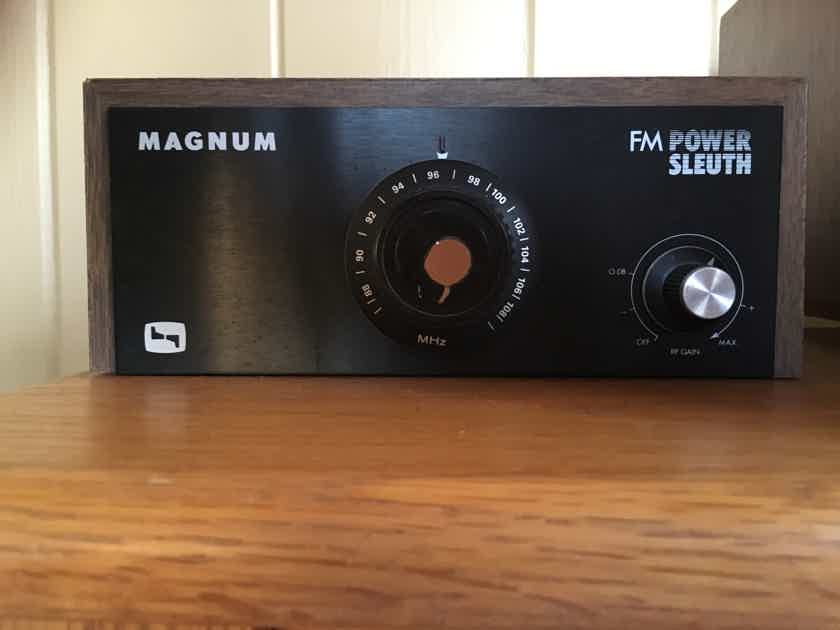 Fisher 400 Preamp