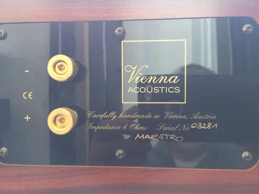 Vienna Acoustics Strauss And Mozart Speakers