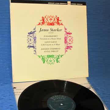 "TCHAIKOVSKY / Starker   -  ""Variations on a Rococo Them..."