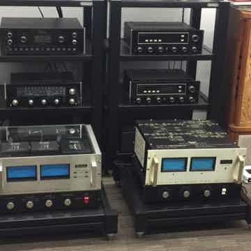 MC-2500 Amplifier