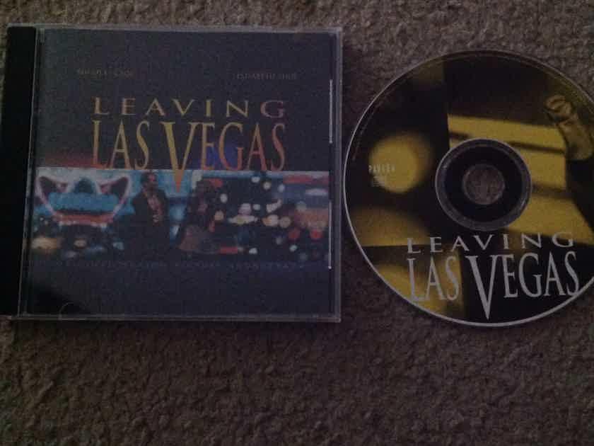 Sting Don Henley  - Leaving Las Vegas Soundtrack CD I.R.S. Records