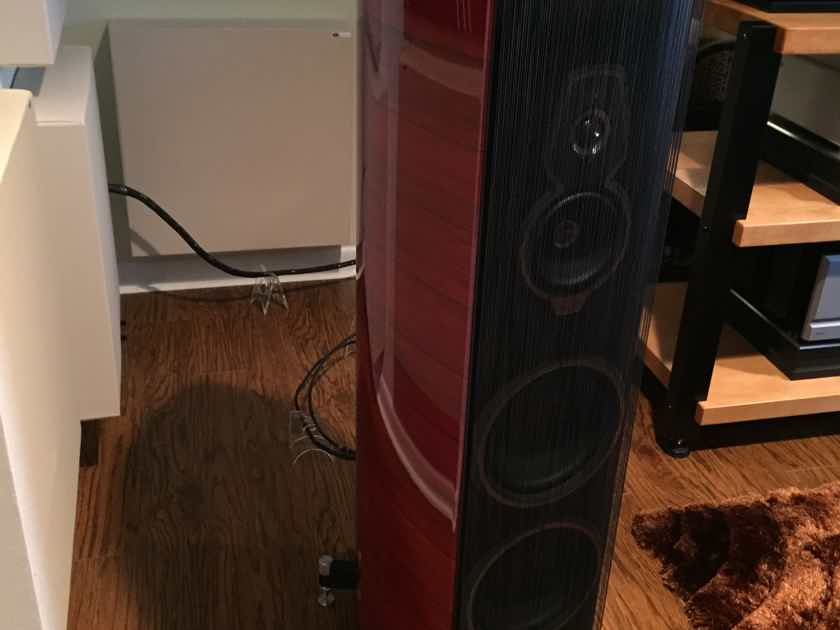 Sonus Faber Amati Tradition RED - mint customer trade-in