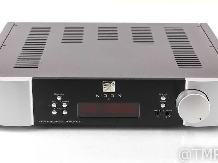 Simaudio Moon Neo 340i D3X Stereo Integrated Amplifier; 340iX; Remote (28855)