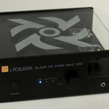 Jolida Glass FX Tube DAC DSD