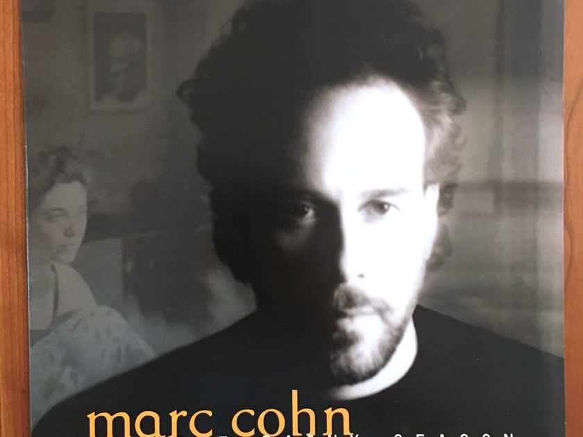 "MARC COHN ""The Rainy Season"" Orig Atlantic 7567-82491-1 WWME Alsdorf Germany... $40"