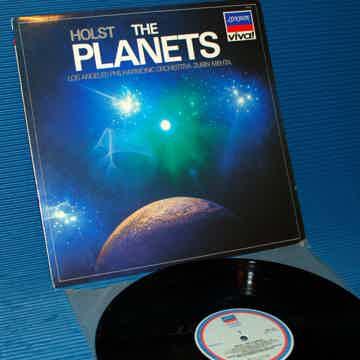 """HOLST / Mehta - """"The Planets"""" -  London 1971 TAS List!"""