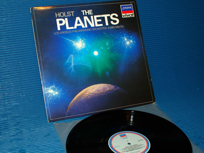 "HOLST / Mehta - ""The Planets"" -  London 1971 TAS List"