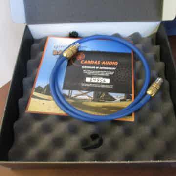 Cardas Audio Clear AES/EBU Digital Interconnect Cable 1...