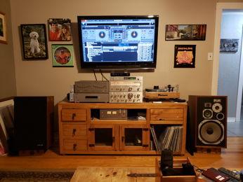 Tim's Media Room System
