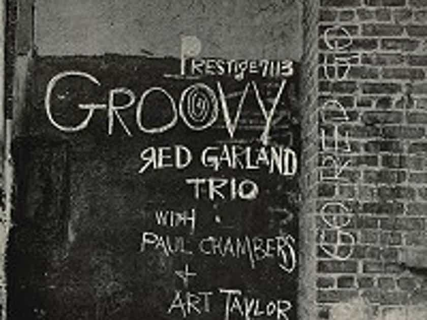 Red Garland Trio Groovy- Analog Productions 2 45RPM LPs