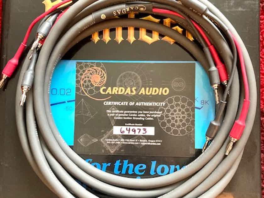 Cardas Audio Iridium Speaker Cables