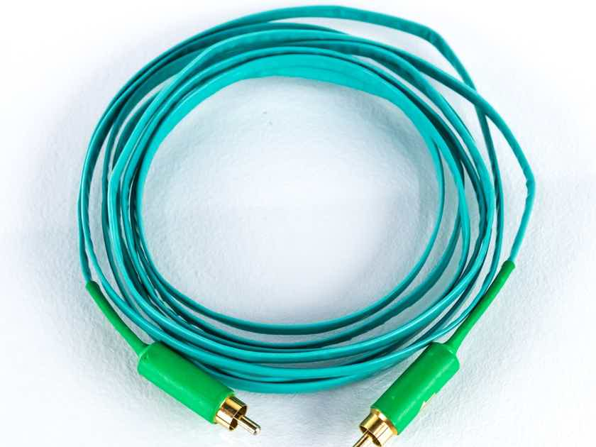 Nordost Bass-Line Subwoofer RCA Cable; Single 3m Cable (20750)