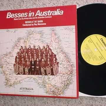 music from British Isles and the Australian