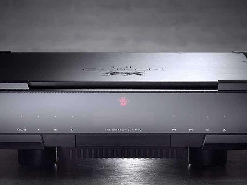 Gryphon Scorpio CD Player