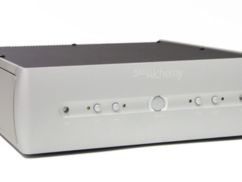 Audio Alchemy DPA-1 Stereo amplifier awesome!