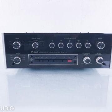 C34V Stereo Preamplifier