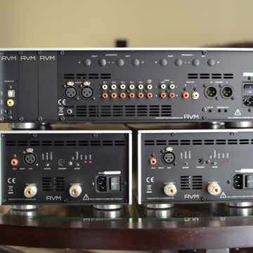 AVM Audio MA 3.2s Mono Amps