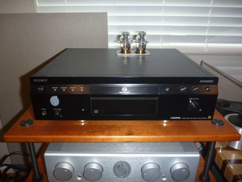 ModWright Sony SCD XA5400ES with plenty of extras (PP fees included)