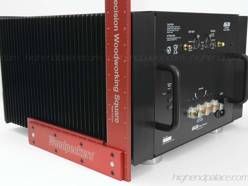 450 watts per channel beast! The massive GFA-585SE Audiophile Edition!