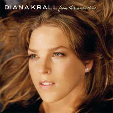 Diana Krall From This Moment On-Verve 180 gram 2LP
