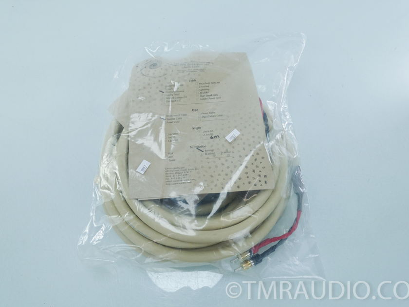 Cardas  Neutral Reference Speaker Cables;  6m Pair; Bananas