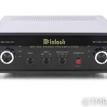 McIntosh MP100 MM / MC Phono Preamplifier