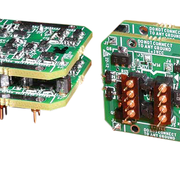 SONIC IMAGERY 994 DISCRETE OP-AMP BOARDS