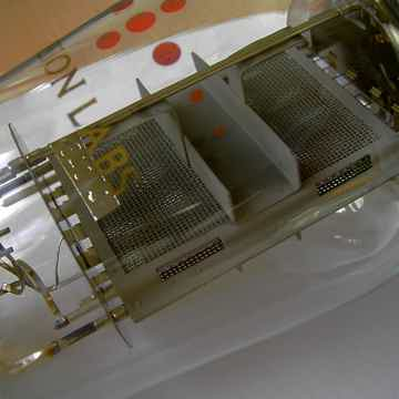 Emission Labs 45 Mesh vacuum tubes