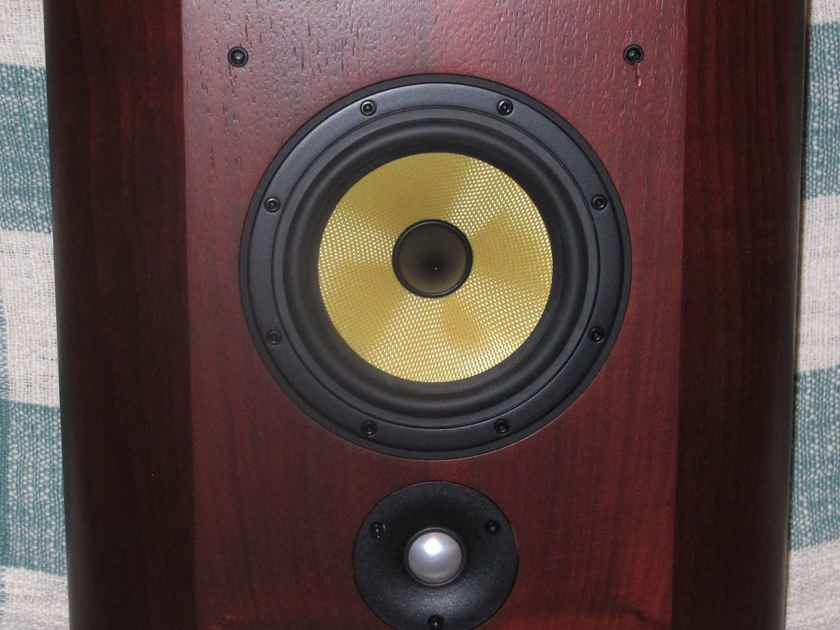B&W (Bowers & Wilkins) SCMS single speaker in Beautiful Rosenut
