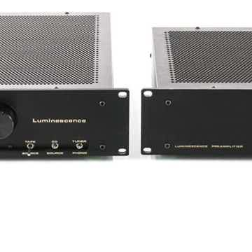 MFA Luminescence A1/C Vintage Stereo Tube Preamplifier