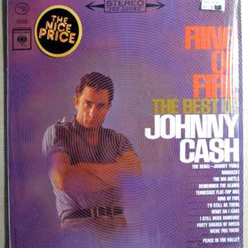 Ring Of Fire - The Best Of Johnny Cash